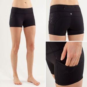 LULULEMON Run Shorty Shorts 6